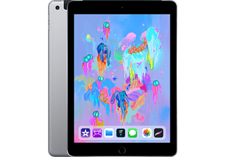 "APPLE iPad 9,7"" (2018) 32GB Wifi + Cellular asztroszürke (mr6n2hc/a)"