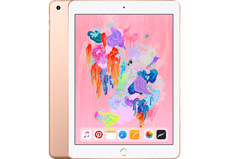 "APPLE iPad 9,7"" (2018) 128GB Wifi arany (mrjp2hc/a)"