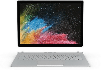 "Convertible 2 en 1 - Microsoft Surface Book 2, Intel® Core i7-8650U, 13.5"", 8 GB RAM, 256 GB SSD,"