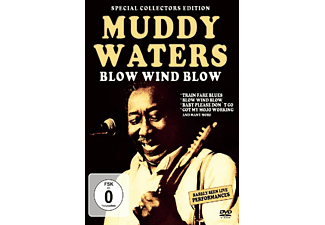 Muddy Waters - Blow wind blow - DVD