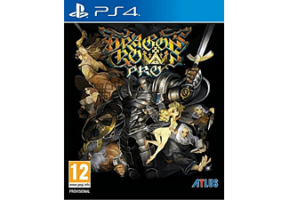 PS4 Dragons Crow Pro: Battle-Hardened