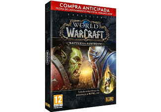 PC World of Warcraft: Battle for Azeroth - Caja Precompra