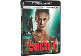 Tomb Raider - 4K UHD + Blu-Ray