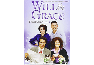 Tv Will&Grace T3 (Dvd)