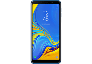 Móvil - Samsung Galaxy A7, 6'' FHD+ Super Amoled, Octa Core, 4 GB RAM, 64 GB, Azul
