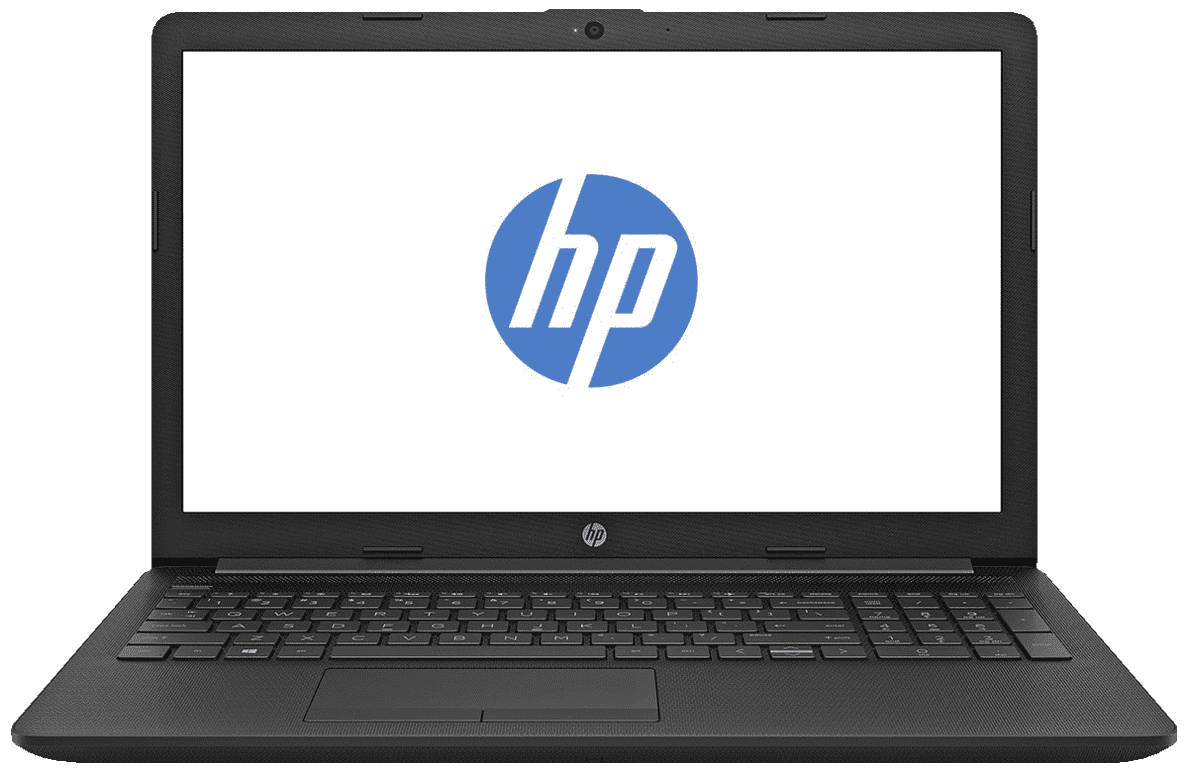 HP 15-da0326ng Notebook mit Core™ i5, 8 GB RAM, 2 TB & Intel® UHD-Grafik 620 in Schwarz