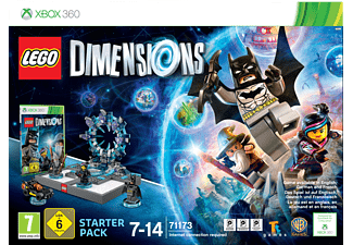 LEGO DIMENSIONS LEGO Dimensions Starter Pack XBOX360 Smart Toy