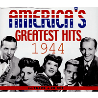 VARIOUS - America's Greatest Hits 1944 [CD]