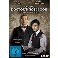 A Young Doctor's Notebook-Die Komplette Serie [DVD]