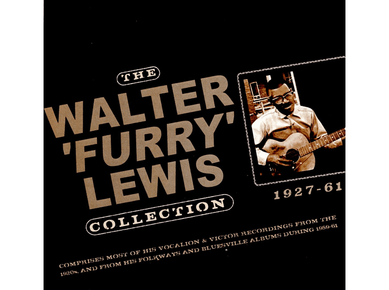 "Walter ""furry"" Lewis - The Walter ""Furry"" Lewis [CD]"