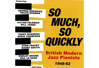 VARIOUS - So Much,So Quickly - (CD)