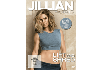 Jillian Michaels-Lift And Shred - (DVD)