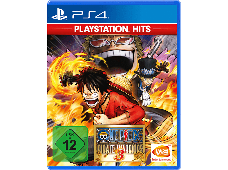 PS Hits: One Piece - Pirate Warriors 3 [PlayStation 4]