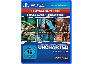 PS Hits: Uncharted - The Nathan Drake Collection - PlayStation 4