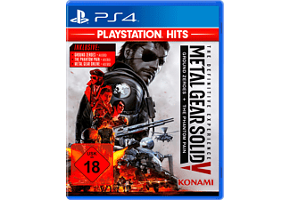 METAL GEAR SOLID 5 PS HITS - PlayStation 4