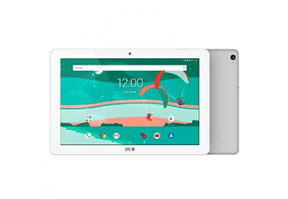 "Tablet - Gravity 4G.10"" HD IPS, 1.1 GHz, 2 GB RAM, 16 GB, Android 8.1, Blanco"