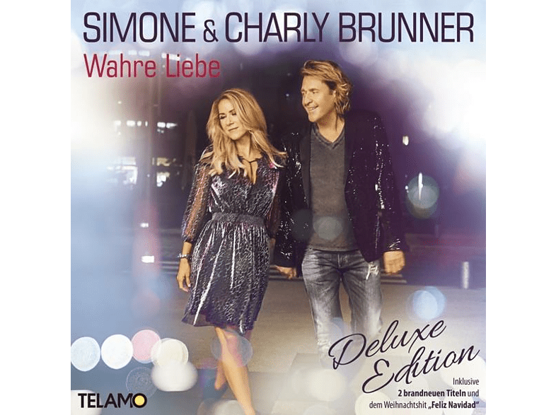 Simone & Charly Brunner - Wahre Liebe (Deluxe Edition) [CD]
