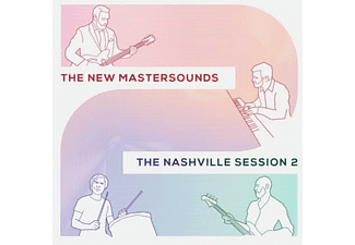 The New Mastersounds - The Nashville Session 2 - (CD)
