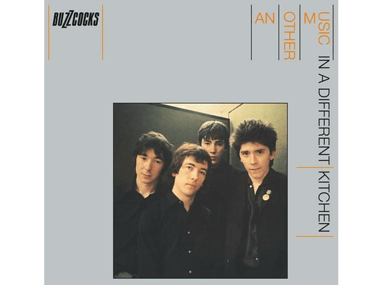 Buzzcocks - Another Music In A Different Kitchen (LP+MP3) [LP + Download]
