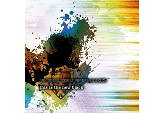 Pseudokrupp Project - This Is The New Black - (CD)