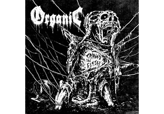 Organic - Carved In Flesh (Black Vinyl) - (Vinyl)