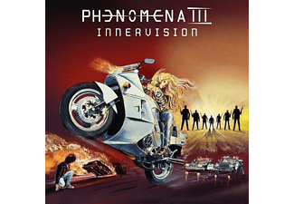 Phenomena - Innervision (Remastered Edition) - (CD)