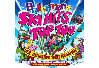 VARIOUS - Ballermann Ski Hits Top 100/Ultimat.Party Megamix - (CD)
