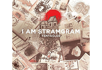 I Am Stramgram - Tentacles (Black Vinyl+MP3 Code) - (Vinyl)