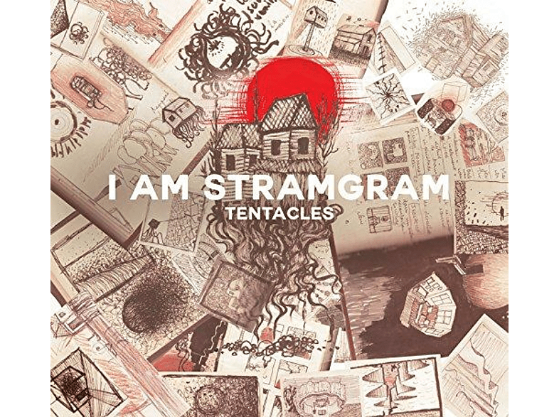 I Am Stramgram - Tentacles (Black Vinyl+MP3 Code) [Vinyl]