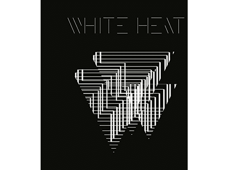 White Heat - White Heat (Black Vinyl+MP3 Code) [Vinyl]