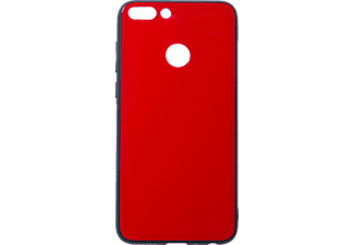 V-DESIGN VGL 044 Backcover Huawei HU P Smart Glas Rot