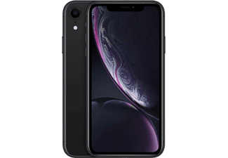 "Apple iPhone XR, 128 GB, Liquid Retina HD 6.1"", A12 Bionic, 4K, IP67, Negro"