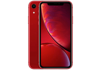 "Apple iPhone XR, 64 GB, Liquid Retina HD 6.1"", A12 Bionic, 4K, IP67, Rojo"