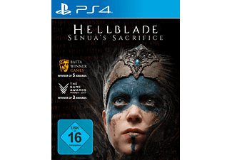 Hellblade: Senua's Sacrifice - PlayStation 4