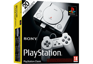 PLAYSTATION Classic + 20 games
