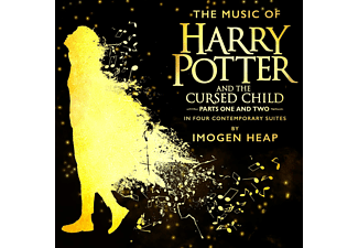 Imogen Heap - The Music of Harry Potter and the Cursed Child - (Vinyl)