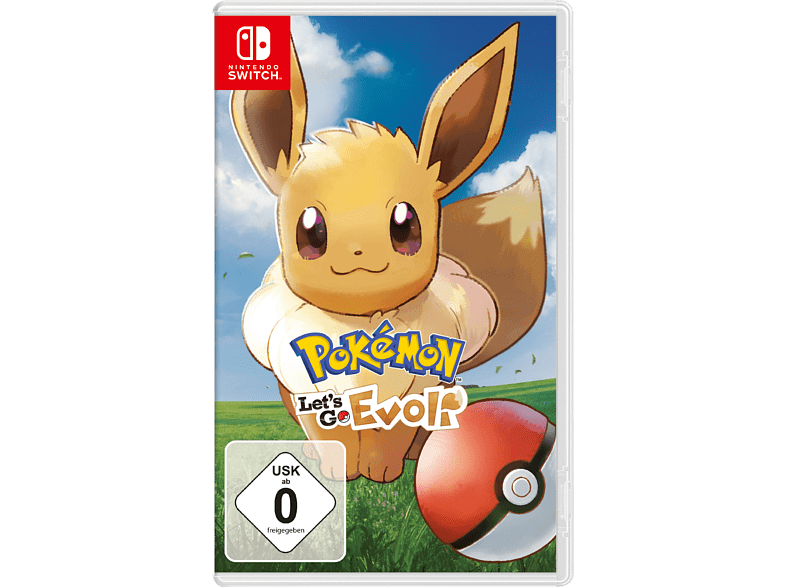 Pokémon - Let's Go Evoli! [Nintendo Switch]