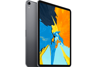 "APPLE iPad Pro 11"" Wi-Fi 256GB (2018) - Grå"