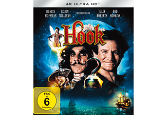 HOOK [4K Ultra HD Blu-ray]