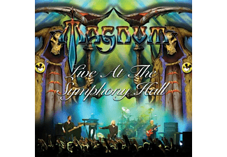 Magnum - Live At The Symphony Hall - (CD)
