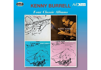 Kenny Burrell - Four Classic Albums - (CD)