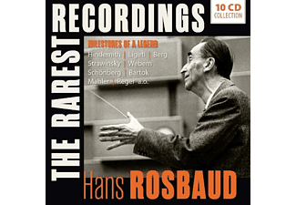 VARIOUS - The Rarest Recordings- - (CD)
