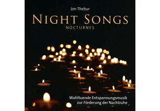 Jon Thebur - Night Songs (Nocturnes) - (CD)