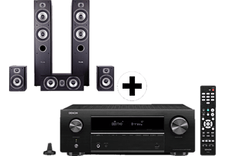 M-AUDIO SET HCS9950SE BLK μαζί με AVRX550BT