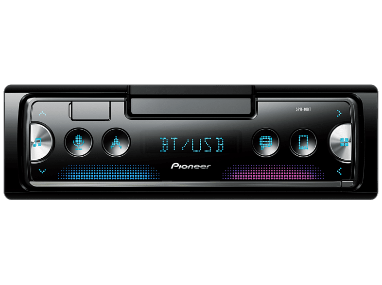 PIONEER Autoradio Bluetooth USB (SPH-10BT)