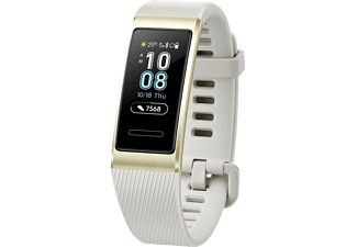 HUAWEI  Band 3 Pro, Activity Tracker, 120 mm, Weiß/Gold