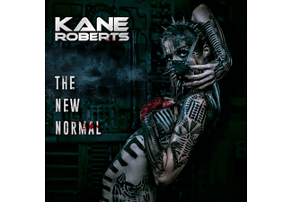 Kane Roberts - The New Normal - (CD)