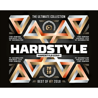 VARIOUS - Hardstyle Ultimate Collection-Best Of 2018 [CD]