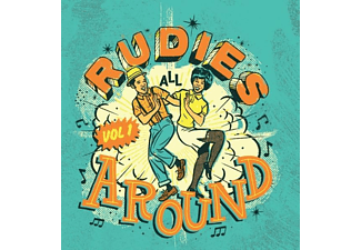 VARIOUS - Rudies All Around Vol.1 - (CD)