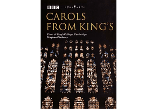 Choir Of King S College Cambridge - Carols from King's - (DVD)